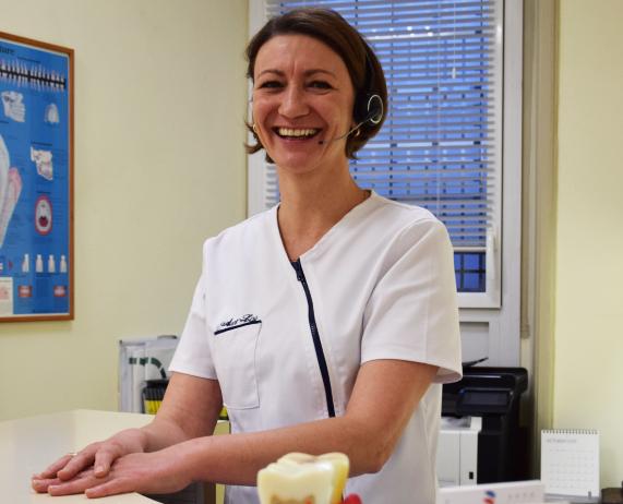 Anne Lise cabinet dentaire Docteur Barsacq