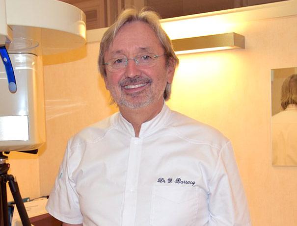 Docteur Yves BARSACQ, chirurgien-dentiste
